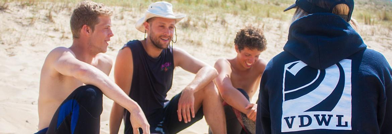 Surflehrerausbildung A-Lizenz