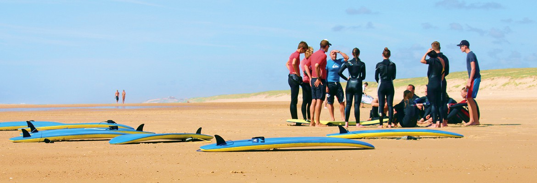 Surflehrerausbildung B-Lizenz